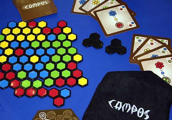 Campos von Reich der Spiele