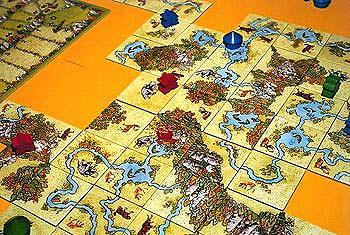 Carcassonne: Die Jäger und Sammler von Reich der Spiele