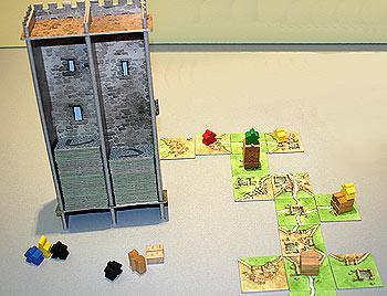 Carcassonne - Der Turm von