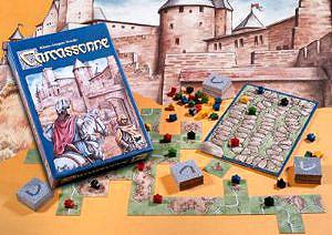 Spiel des Jahres 2001: Carcassonne von Hans im Glück