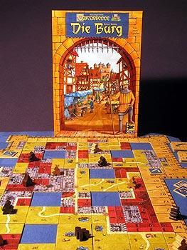 Carcassonne - Die Burg von Anita Borchers