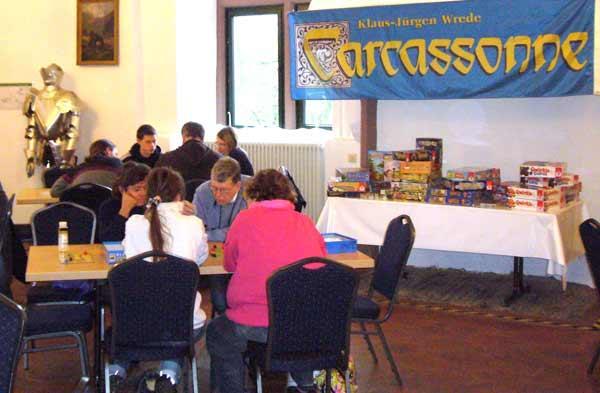 Carcassonne-Treffen 2012 von Axel Bungart