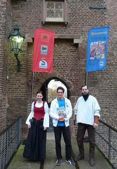 Carcassonne Fantreffen 2013 von Hans im Glück/WKT Presse