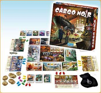Cargo Noir von Days Of Wonder