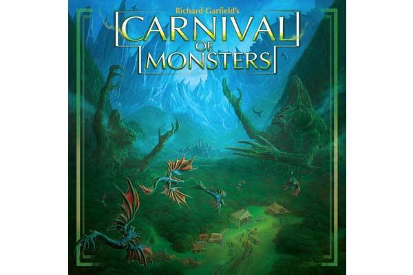 Carnival of Monsters - Foto von Amigo Spiele