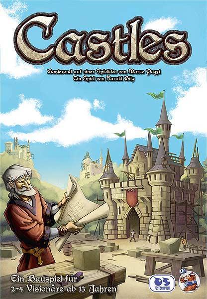Castles von Heidelberger Spieleverlag