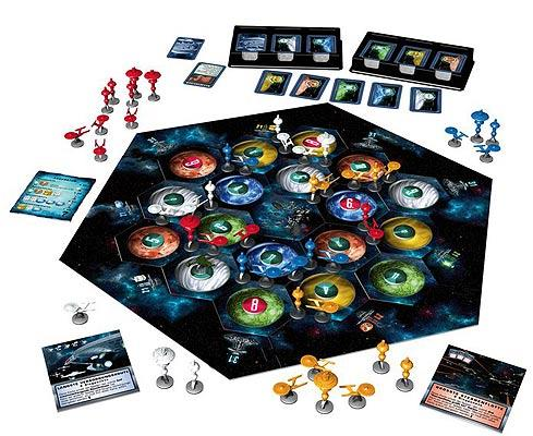 Star Trek Catan von Kosmos
