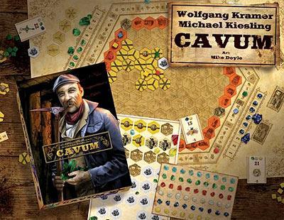 Cavum Übersicht von QWG Games