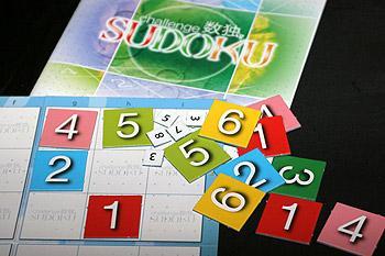 Challenge Sudoku von Anita Borchers