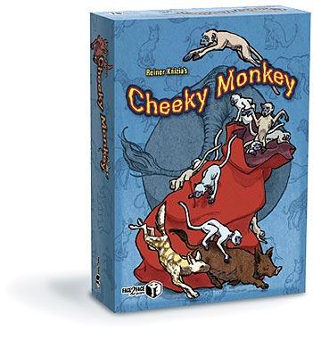 Cheeky Monkey von Face 2 Face Games