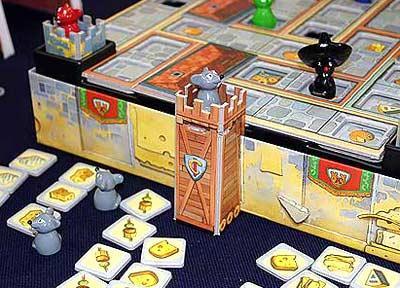 Cheesy Gonzola von Reich der Spiele