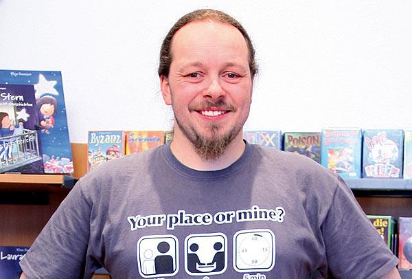 Christian Hildenbrand von Amigo Spiele/Christian Hildenbrand