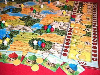 Clans von Reich der Spiele