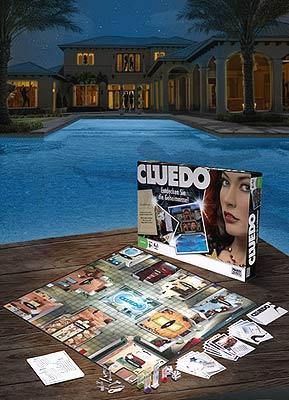 Cluedo - Neuauflage 2008 von Hasbro