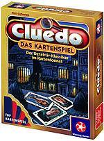 Cluedo - Das Kartenspiel von Winning Moves
