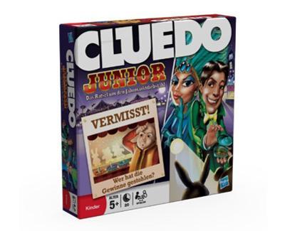 Cluedo Junior von Hasbro