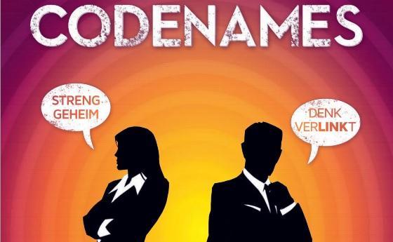 Codenames - Foto von Heidelberger Spieleverlag