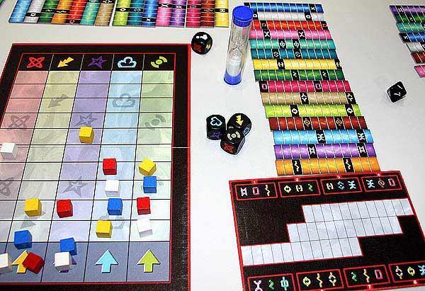 Code Omega von Reich der Spiele