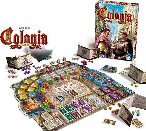 Colonia von Queen Games