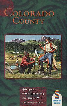 Colorado County von Schmidt Spiele