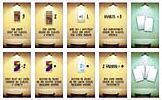 Coloretto - die Extrakarten von Spiele aus Timbuktu