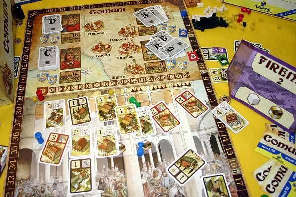 Comuni von Reich der Spiele