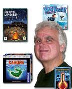 Günter Cornett, Spieleautor und Autor dieses Artikels