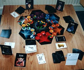 Cosmic Encounter von Gerhard Fieseler