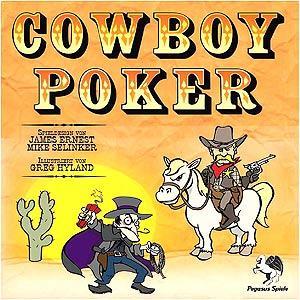 Cowboy Poker von Pegasus Spiele