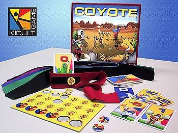 Coyote von Kidult Games