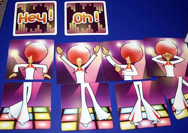 Crazy Dancing von Reich der Spiele