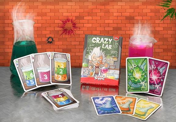 Crazy Lab von Amigo Spiele