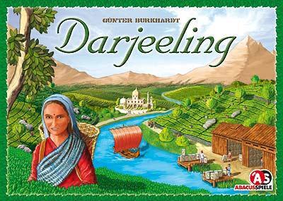 Darjeeling von Abacusspiele
