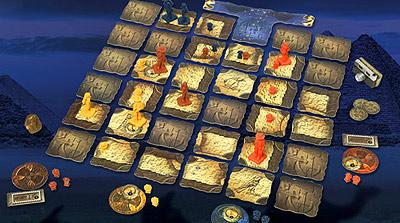 Das Gold des Pharaos von Identity Games