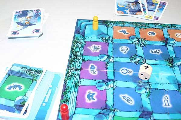 Das Magische Labyrinth - Das Kartenspiel von Reich der Spiele