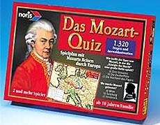 Das Mozart-Quiz von
