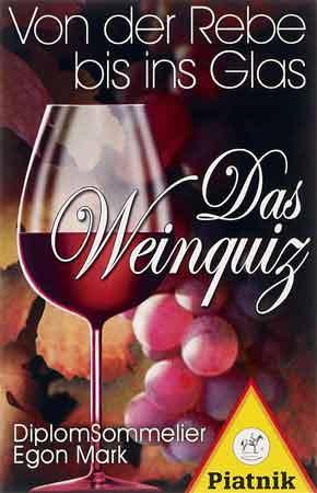 Das Weinquiz von Piatnik