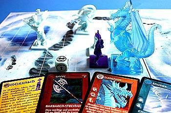 Dungeons & Dragons - Ewiger Winter von Reich der Spiele