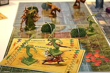 Dungeons & Dragons - Verbotener Wald von