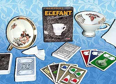 Der Elefant im Porzellanladen von Amigo Spiele