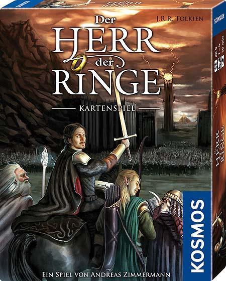 Der Herr der Ringe - Kartenspiel von Kosmos