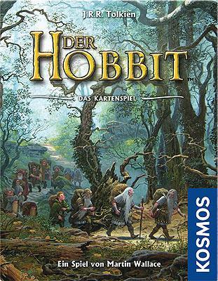 Der Hobbit - Das Kartenspiel von Kosmos