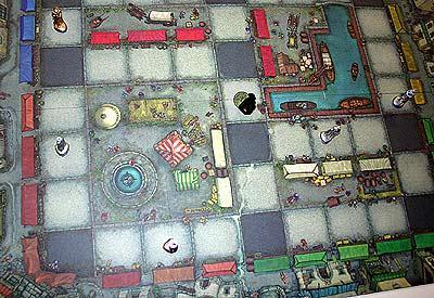 Der Markt von Alturien von Reich der Spiele