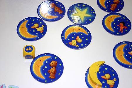 Der Mondbär - weißt du, wie viel Sternlein stehen? von Reich der Spiele