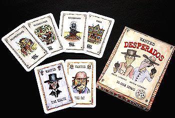 Desperados von Reich der Spiele