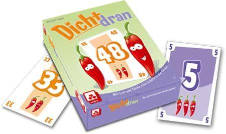 Dicht dran von Nürnbergrer Spielkartenverlag