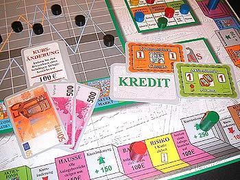 Die Börse von Reich der Spiele
