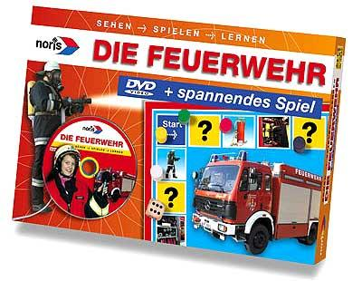 Die Feuerwehr von Noris Spiele
