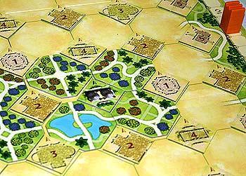 Die Gärten der Alhambra von Reich der Spiele