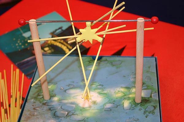 Die geheimnisvolle Sternschnuppe von Reich der Spiele